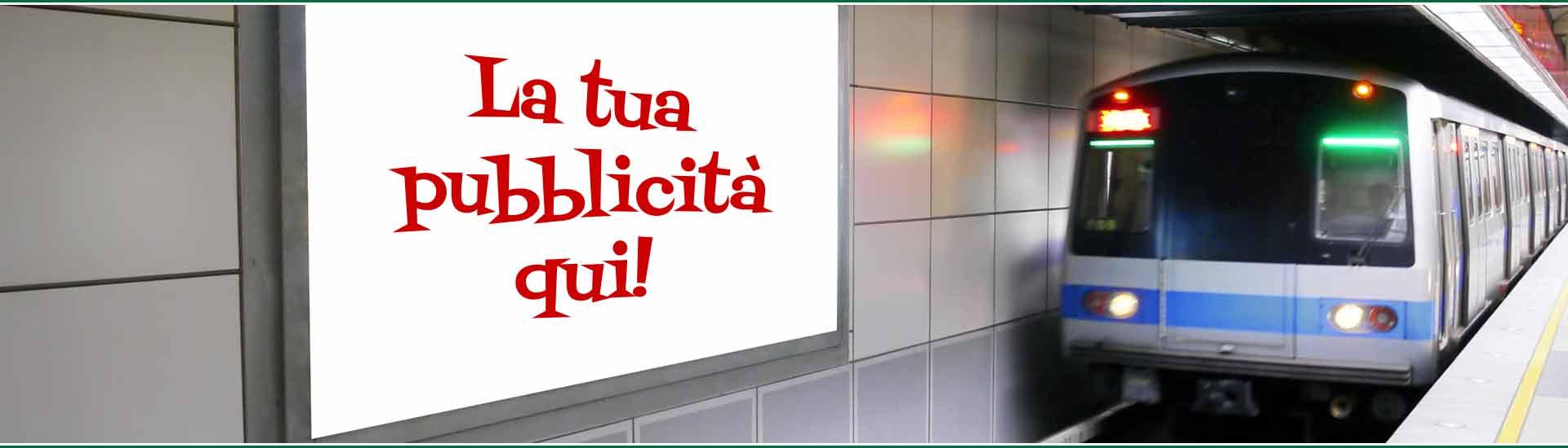 Allestimento di affissioni in Italia