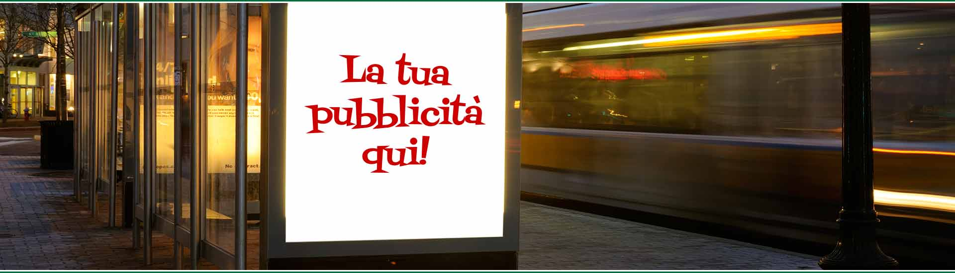 Campagne affissioni Italia